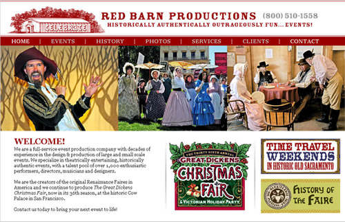 Red Barn Productions